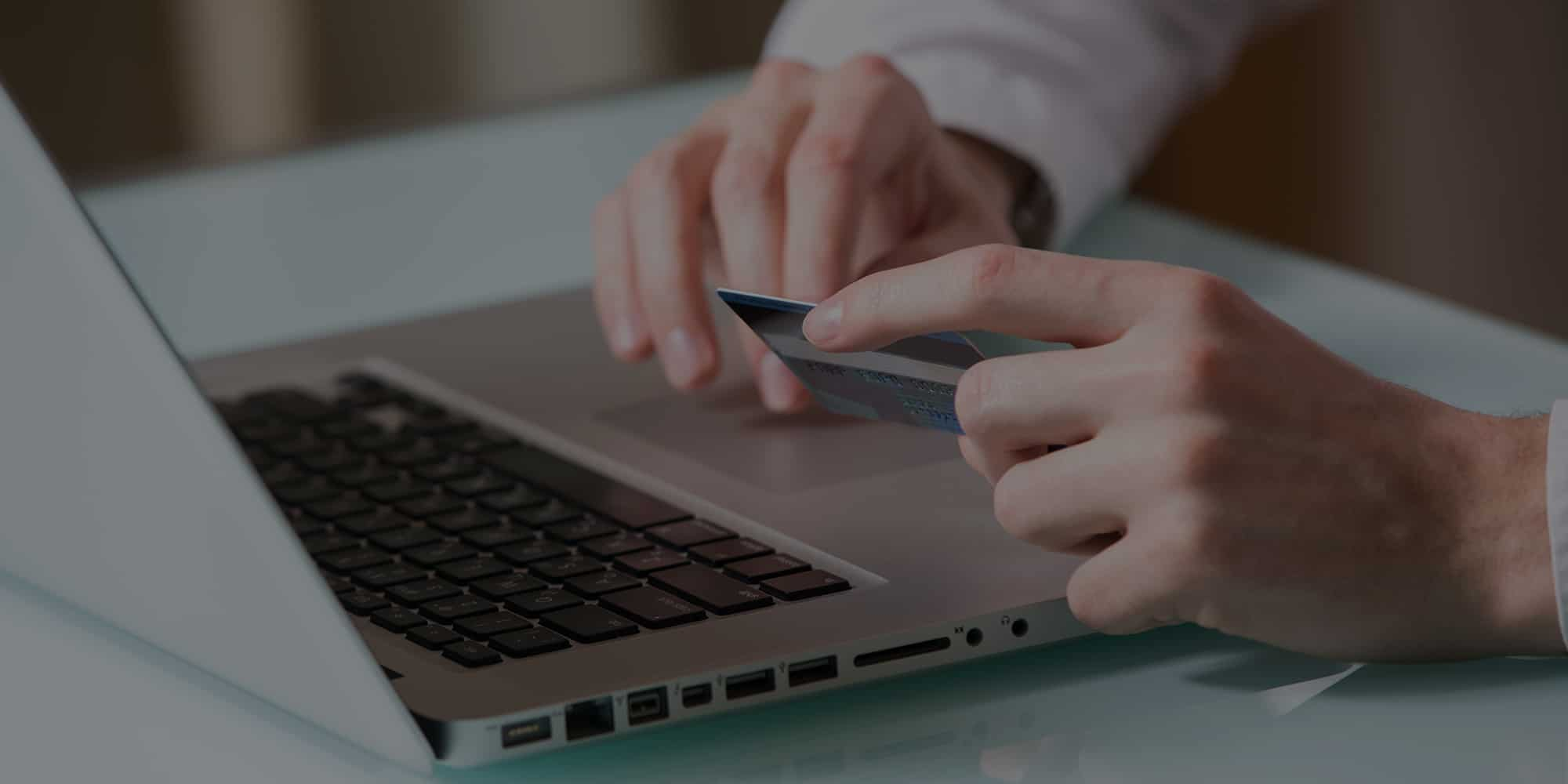 Consumer Making a Payment