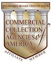 Member of Commercial Collection Agencies of America